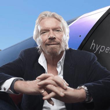 Richard Branson podría ser el nuevo presidente de Hyperloop One