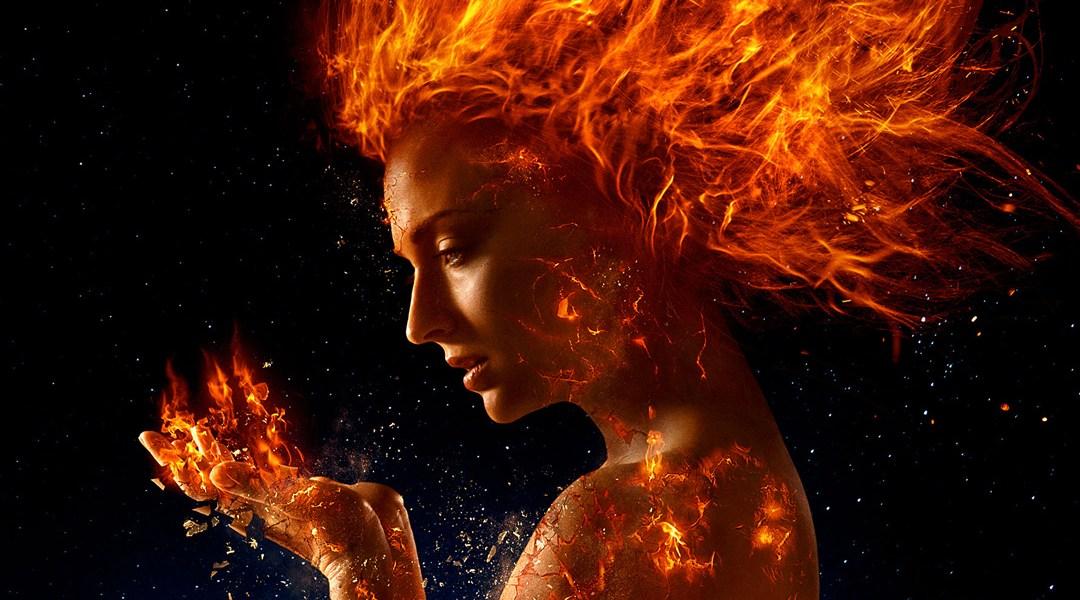 Imagen promocional de Dark Phoneix, la próxima cinta de los X-Men