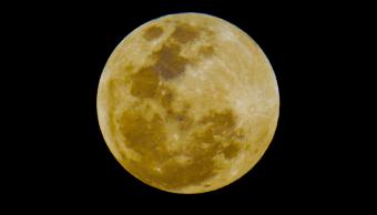 La primera superluna de 2018 llegará la noche de Año Nuevo