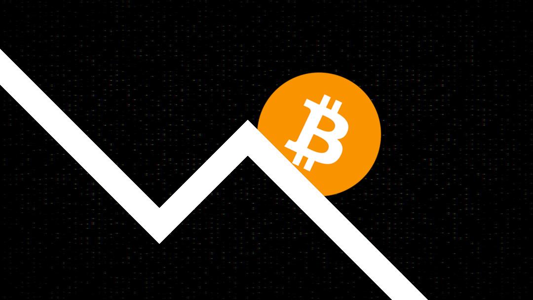 El Bitcoin ahora vale 50% menos que en diciembre de 2017