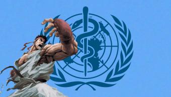 Ryu ataca a la OMS