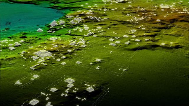 Las exploraciones con láser revelaron más de 60,000 estructuras mayas anteriormente desconocidas que formaban parte de una vasta red de ciudades, fortificaciones, granjas y carreteras.