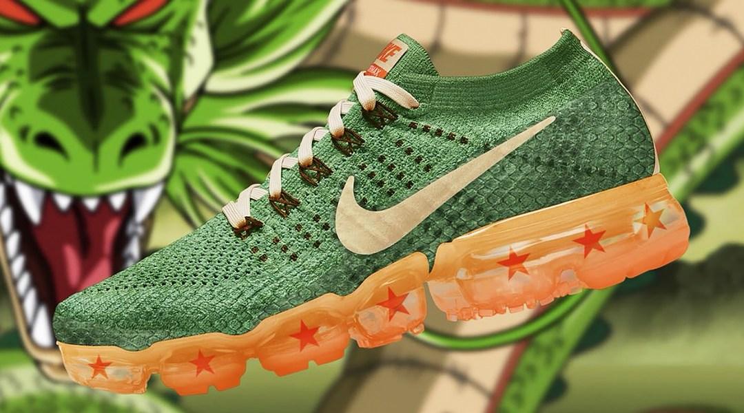 6d4eda42 Estos maravillosos tenis Nike de Dragon Ball Super deberían ser reales