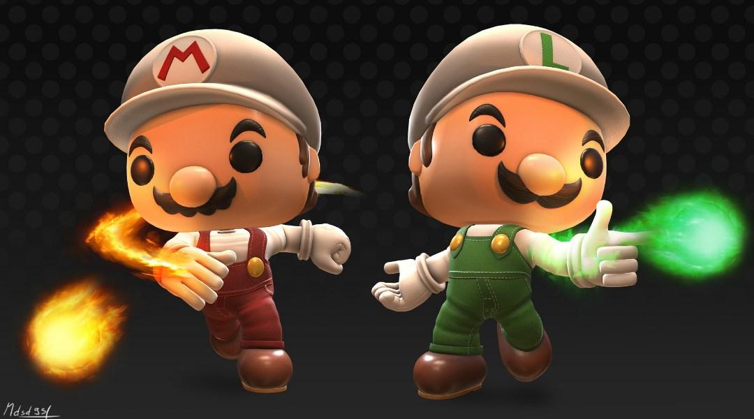 Funko podría crear figuras de Nintendo