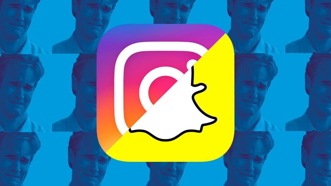 ¿Por qué Instagram y Snapchat quitaron los GIF's de sus Historias?