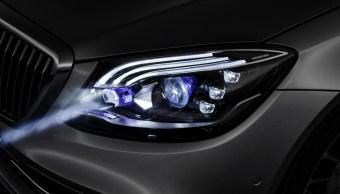 Los faros inteligentes de Mercedes ya son una realidad