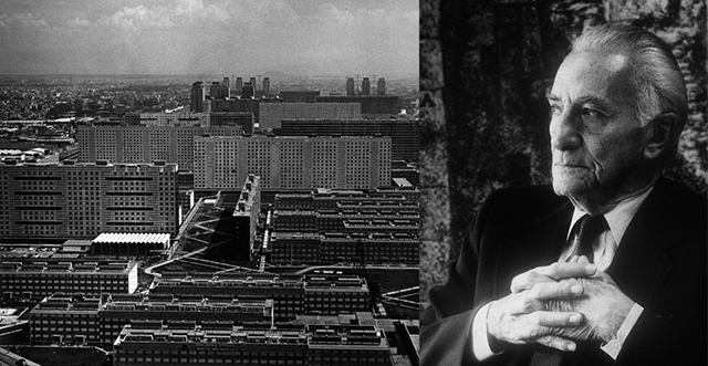 Google honra a Mario Pani, arquitecto y urbanista mexicano