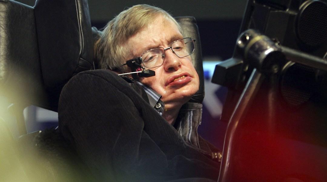 Enviarán la voz de Stephen Hawking a un agujero negro