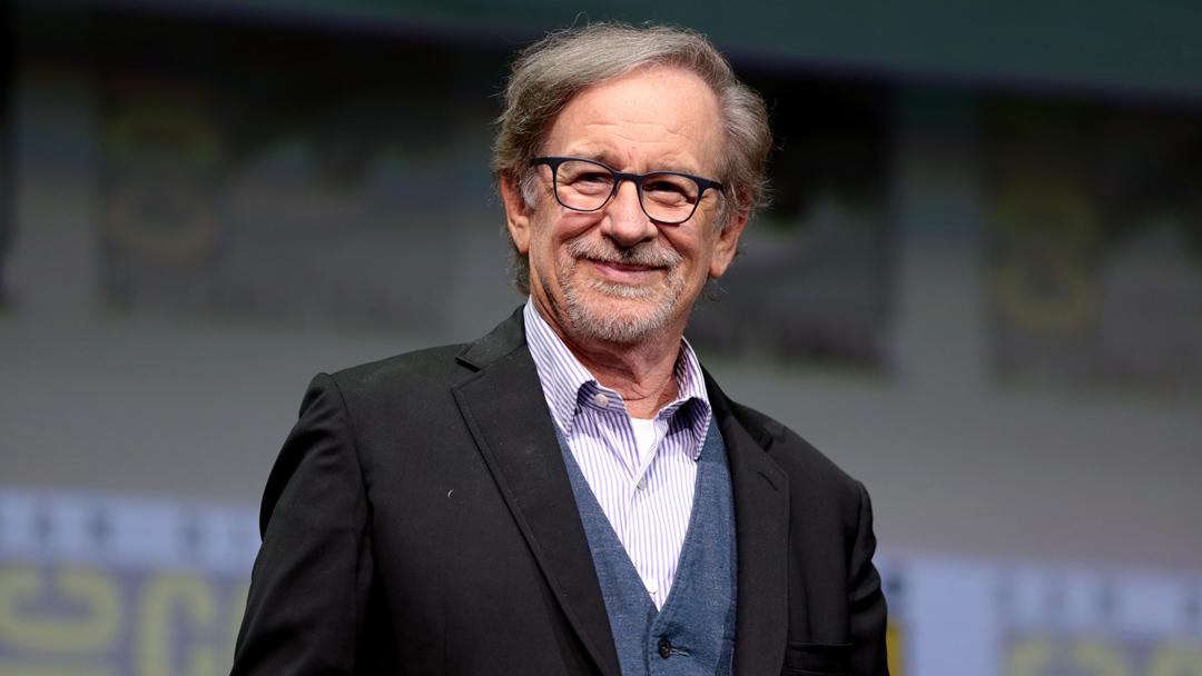 El director de cine Steven Spielberg