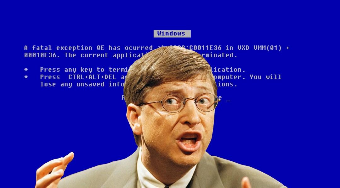 EL fundador de Microsoft se arrepiente de muchas cosas