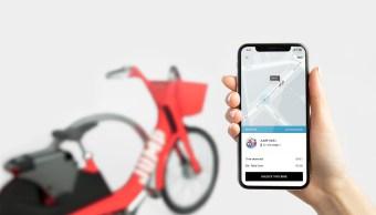 Uber tendrá su propio servicio de bicicletas eléctricas
