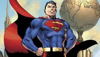 Portada de Action Comics 1000