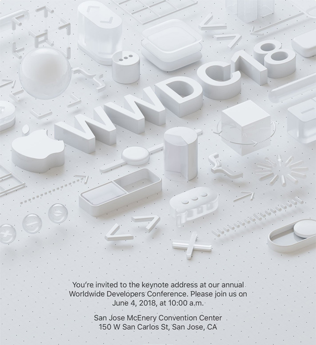 Apple-WWDC-2018-invitacion