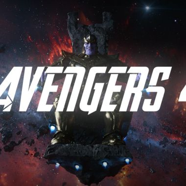 Marvel Avengers 4, poster no oficial