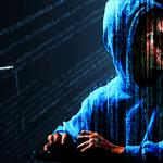 Una imagen de un ciberdelincuente realizada por Richard Patterson.