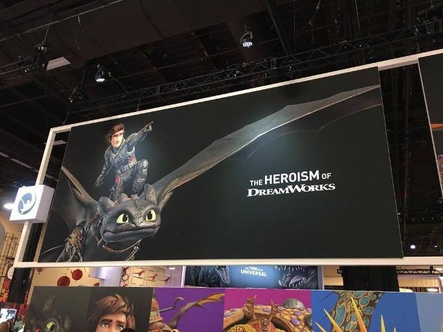 Primer póster revelado: Cómo entrenar a tu dragón 3