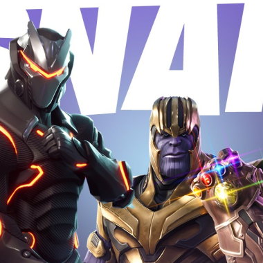Infinity Gauntlet Limited Time Mashup