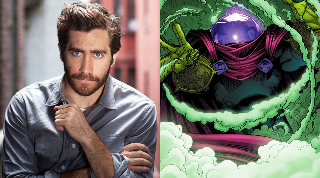 Jake Gyllenhaal Mysterio secuela Spider-Man Homecoming