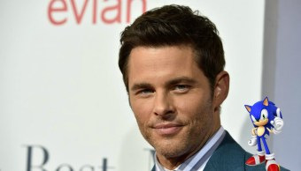 James Marsden protagonizará la película Sonic the Hedgehog