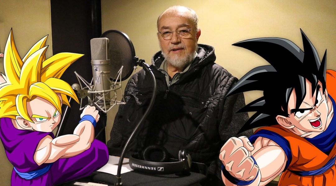 José Lavat actor de doblaje Dragon Ball Z