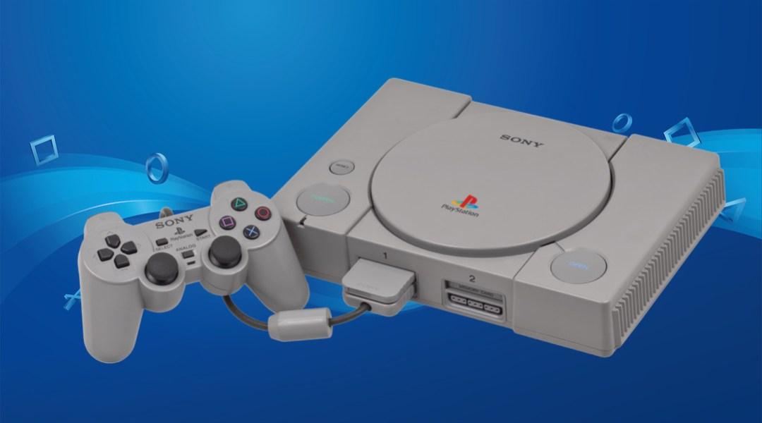 El original PlayStation de Sony