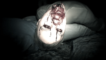 fotograma de Resident Evil 7 Cloud Version