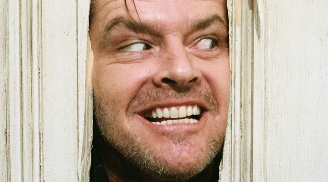 Imagen de la película EL Resplandor, de Stanley Kubrick