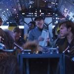 Solo A star Wars Story filmación