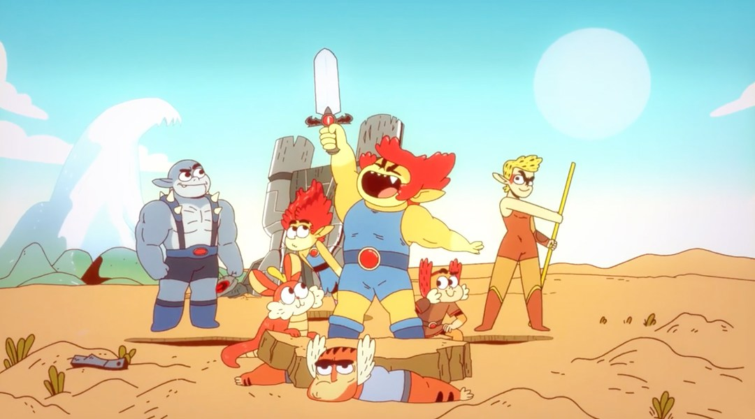 Cartoon Network revive a los ThunderCats