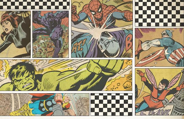 Vans lanzarán una nueva línea de tenis de Marvel