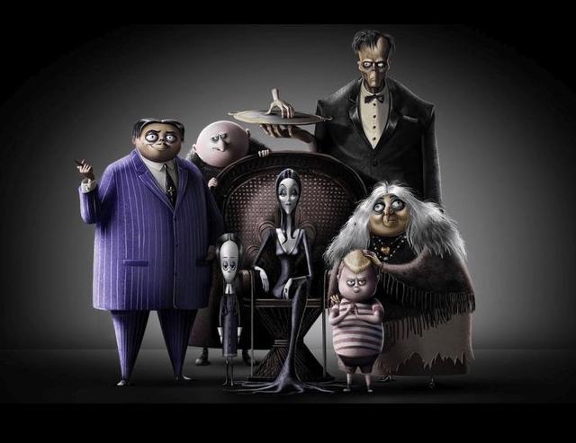 Charlize Theron y Óscar Isaac doblarán filme de 'Los locos Addams'