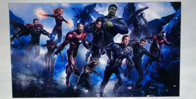 Avengers 4 imagen filtrada
