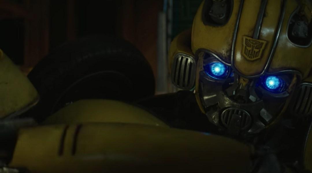 Primer tráiler de Bumblebee conquista nuestro corazón