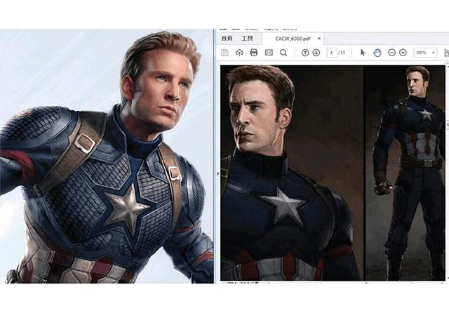Imagen filtrada de Avengers 4 en Twitter