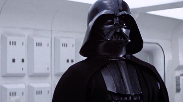 Darth Vader, personaje de Star Wars.