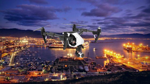 Drone ayudó a la policía de Ensenada a reducir el crimen