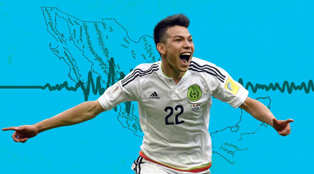 ¿El gol de México realmente provocó un sismo?