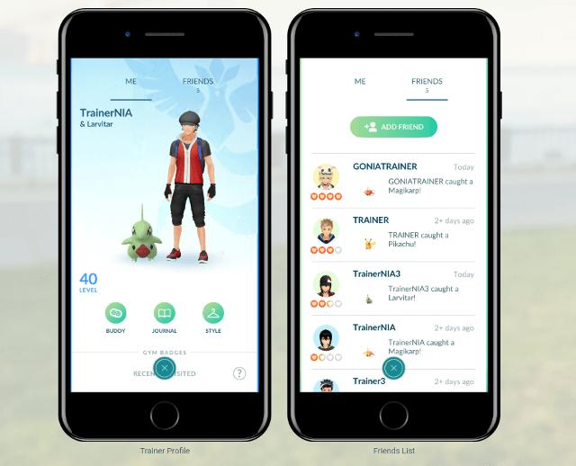 Así funciona el intercambio de Pokémon entre amigos — Pokémon GO