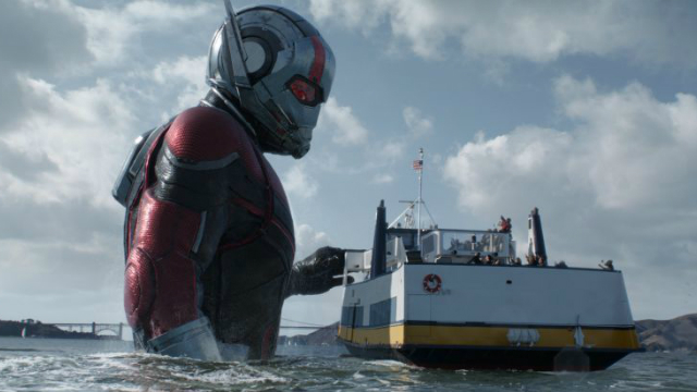 Reseña: Ant-Man and the Wasp - Una decepcionante secuela