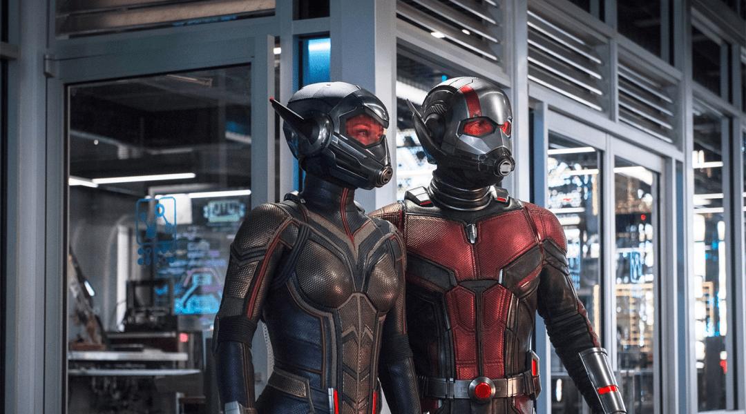 Una escena de la película Ant-Man and the Wasp