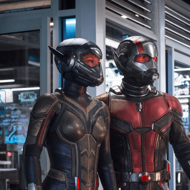 Una escena de la película Ant-Man and the Wasp