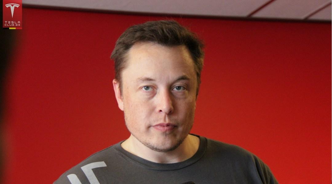 Elon Musk, el CEO de Tesla y SpaceX