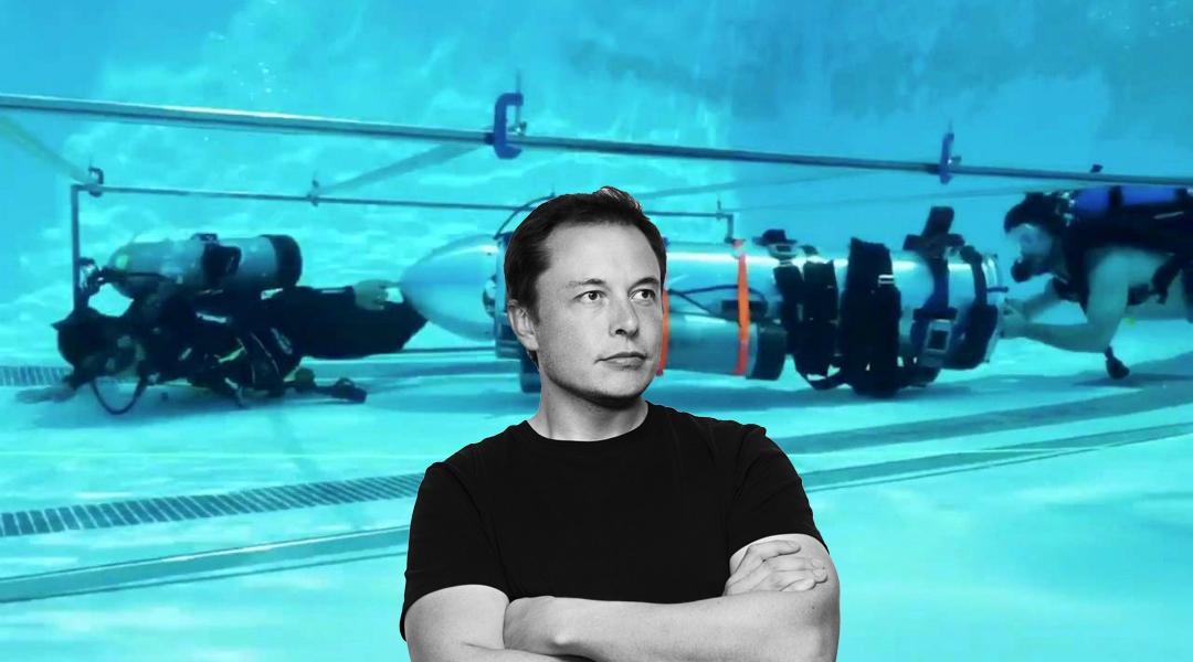 Los chicos tailandeses fueron rescatados sin ayuda de Musk