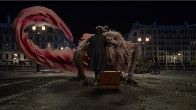 Tráiler de Fantastic Beasts 2 revela a Nicolas Flamel