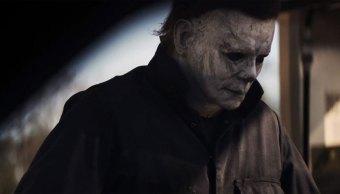 Michael Myers luce terrorífico en está imagen de Halloween