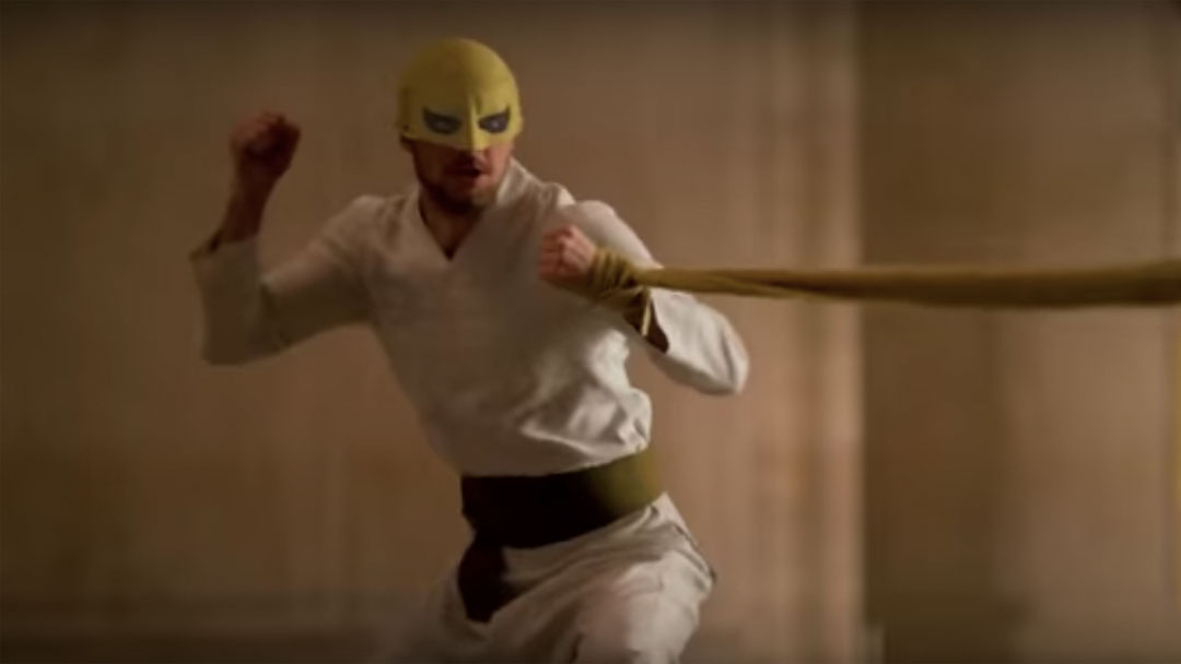 Fanáticos lanzan petición para traer de regreso Iron Fist
