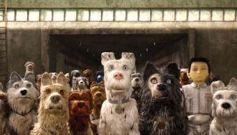 Imagen de Isle of dogs de Wes Anderson)