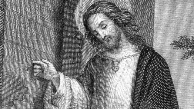 Jesus, el personaje bíblico de la religión católica
