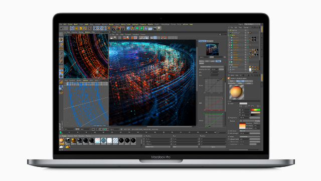 Apple anuncia sus nuevos MacBook Pro, que llegan con pantalla True Tone