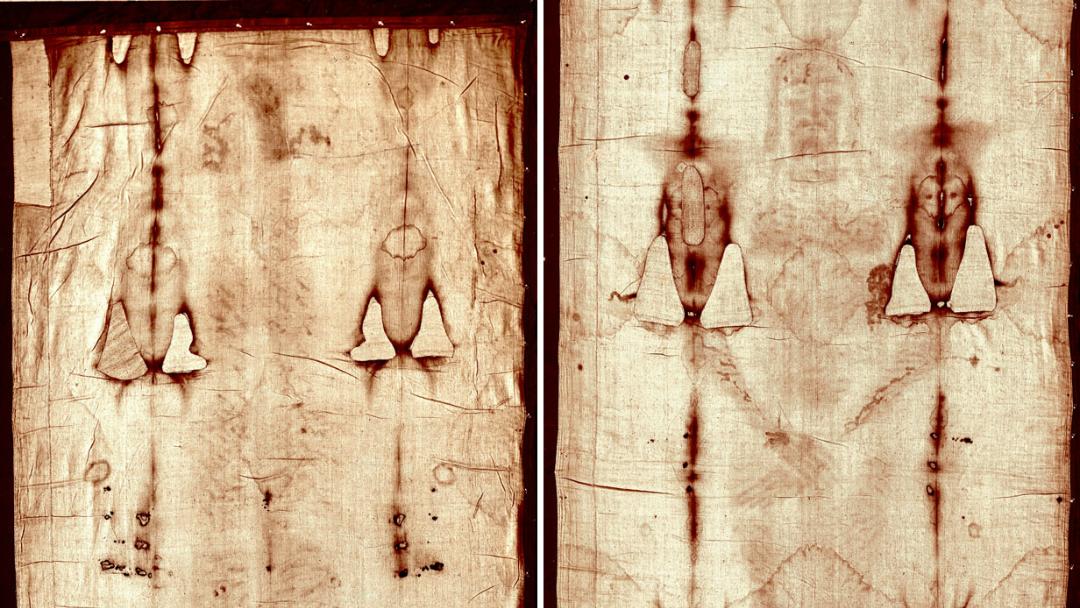 Estudio revela que la sangre en la Sábana Santa es falsa
